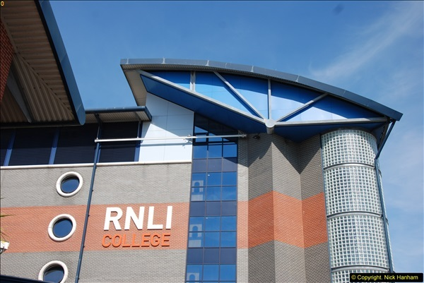 2015-06-22 RNLI Open Day including the new lifeboat building facility.  (88)088