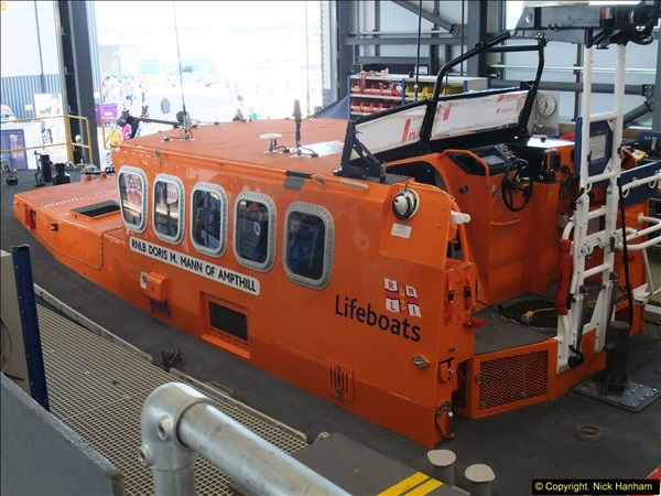 2015-06-22 RNLI Open Day including the new lifeboat building facility.  (133)133