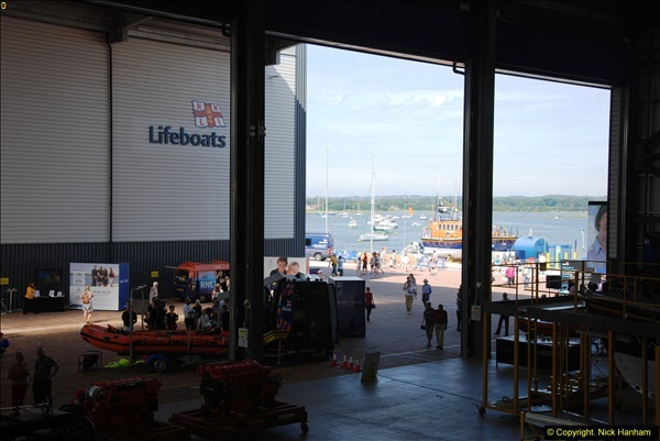 2015-06-22 RNLI Open Day including the new lifeboat building facility.  (137)137
