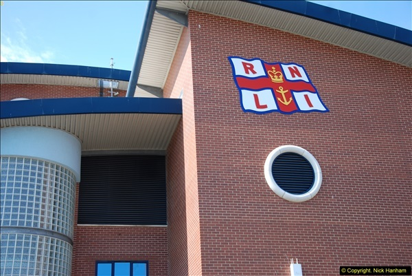 2015-06-22 RNLI Open Day including the new lifeboat building facility.  (142)142
