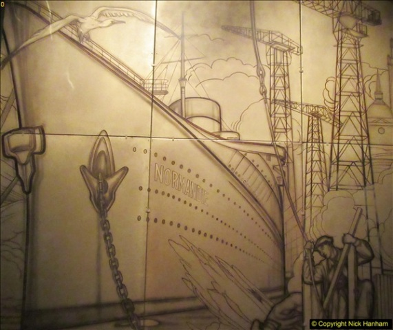 2018-06-08 Ocean Liners - Speed & Style At the V&A London. (29)029