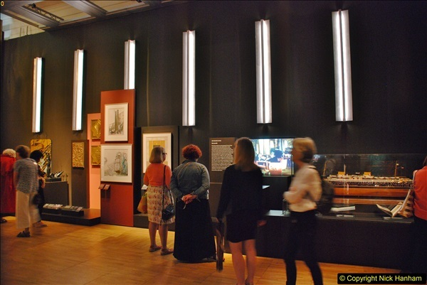 2018-06-08 Ocean Liners - Speed & Style At the V&A London. (65)065