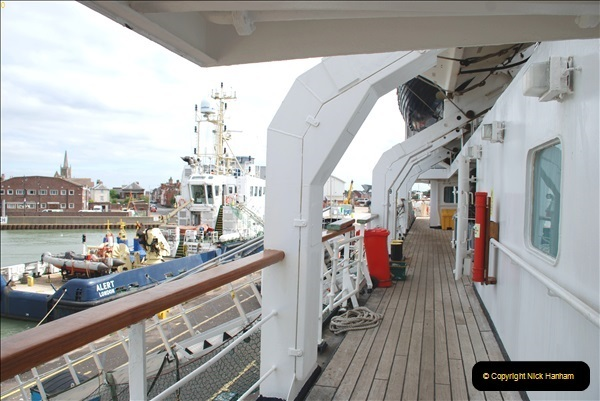 2018-08-14 to 22 Trinity House Vessel Patricia Harwich to Weymouth.  (125)125