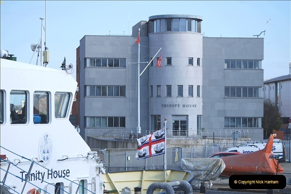 2018-08-14 to 22 Trinity House Vessel Patricia Harwich to Weymouth.  (132)132