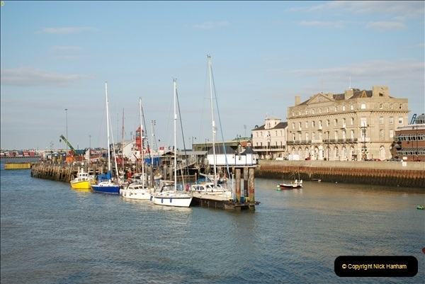 2018-08-14 to 22 Trinity House Vessel Patricia Harwich to Weymouth.  (138)138