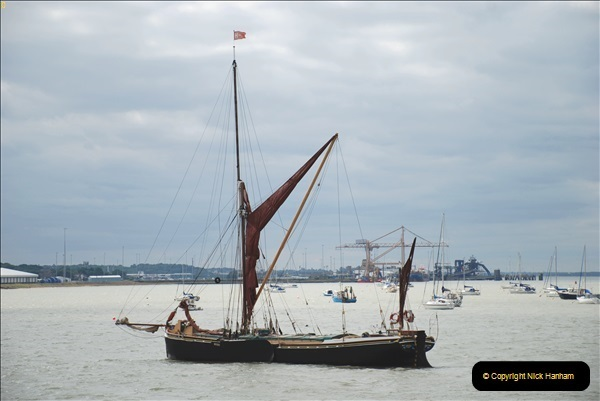 2018-08-14 to 22 Trinity House Vessel Patricia Harwich to Weymouth.  (195)195