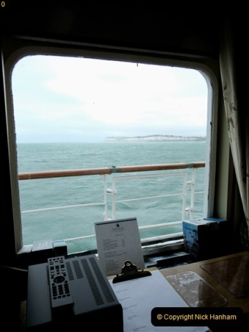 2018-08-14 to 22 Trinity House Vessel Patricia Harwich to Weymouth.  (322)322