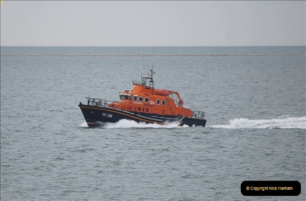 2018-08-14 to 22 Trinity House Vessel Patricia Harwich to Weymouth.  (512)512