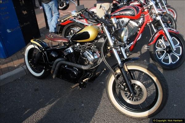2015-06-16 Biker's Night on Poole Quay. (34)034