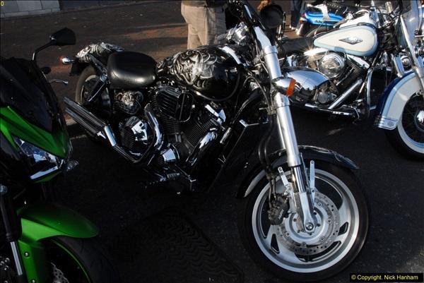 2015-06-16 Biker's Night on Poole Quay. (81)081