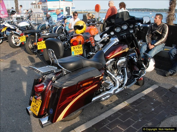 2015-06-16 Biker's Night on Poole Quay. (117)117