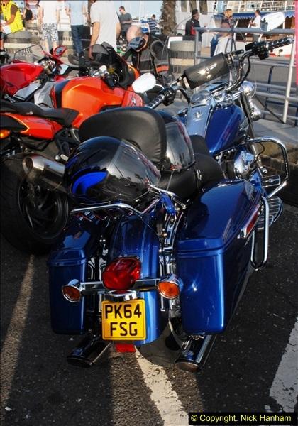 2015-06-16 Biker's Night on Poole Quay. (121)121