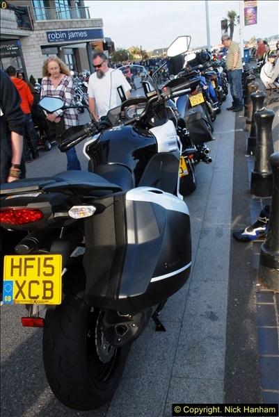 2015-06-16 Biker's Night on Poole Quay. (194)194