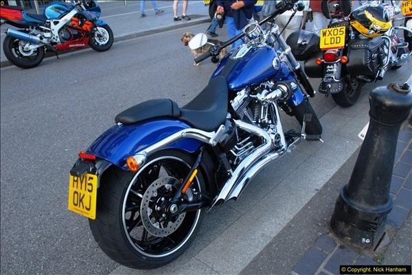 2015-06-16 Biker's Night on Poole Quay. (199)199