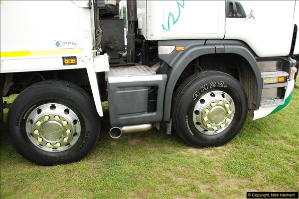 2015-09-13 Truckfest - Kent Showground, Detling, Kent 2015.  (370)370