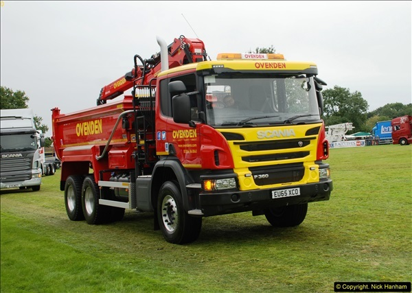 2015-09-13 Truckfest - Kent Showground, Detling, Kent 2015.  (379)379