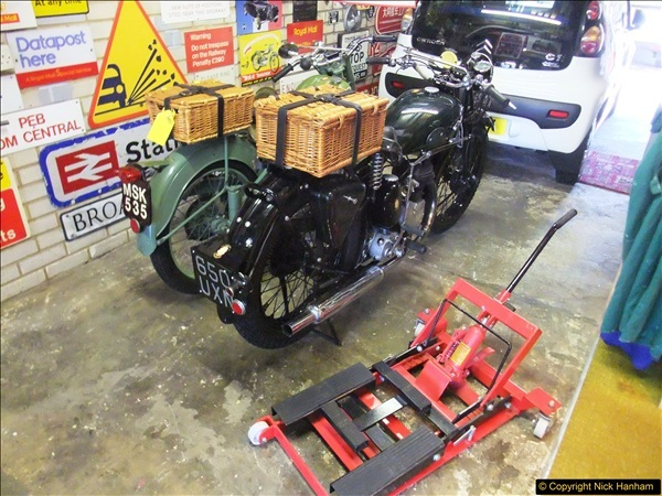 2016-09-14 Final work on the Arrow. New exhaust.  (1)(1)105