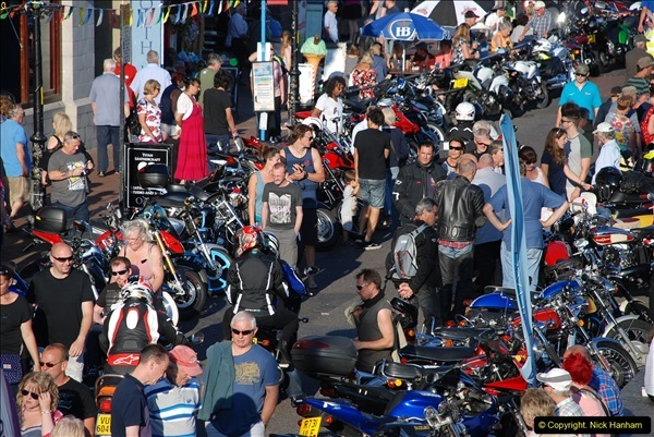 2016-08-16 Biker's Night on Poole Quay, Poole, Dorset August 2016.  (17)017