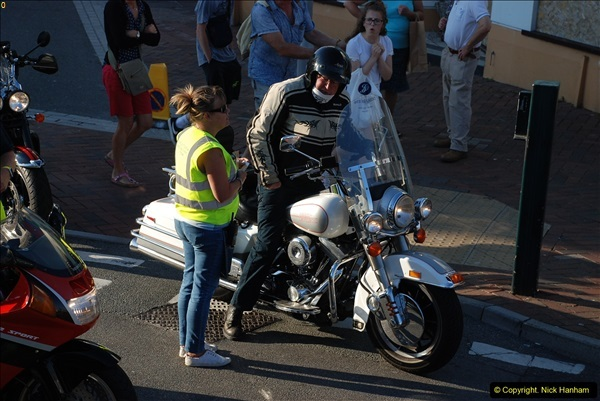 2016-08-16 Biker's Night on Poole Quay, Poole, Dorset August 2016.  (21)021