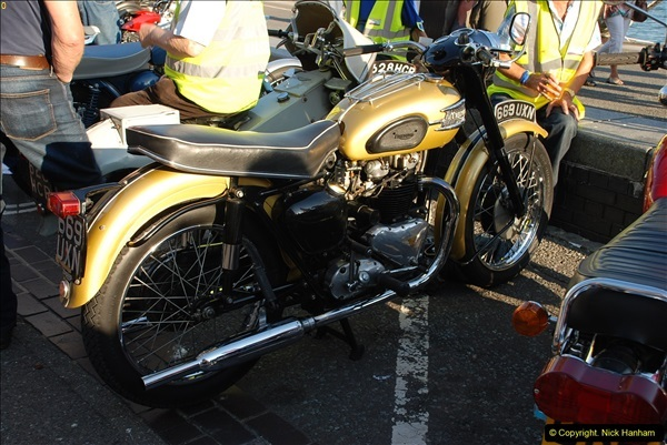 2016-08-16 Biker's Night on Poole Quay, Poole, Dorset August 2016.  (32)032