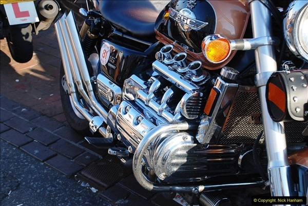 2016-08-16 Biker's Night on Poole Quay, Poole, Dorset August 2016.  (41)041