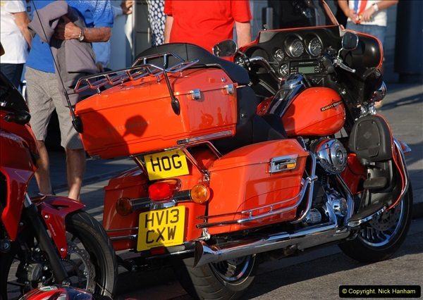 2016-08-16 Biker's Night on Poole Quay, Poole, Dorset August 2016.  (63)063