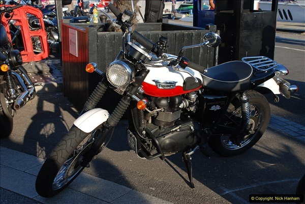2016-08-16 Biker's Night on Poole Quay, Poole, Dorset August 2016.  (72)072