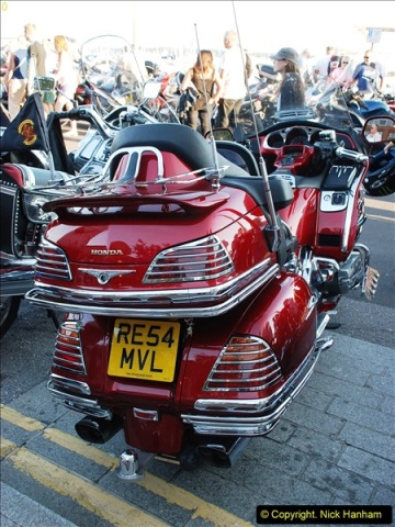 2016-08-16 Biker's Night on Poole Quay, Poole, Dorset August 2016.  (75)075