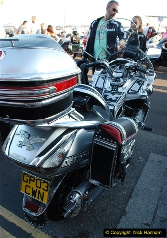 2016-08-16 Biker's Night on Poole Quay, Poole, Dorset August 2016.  (76)076