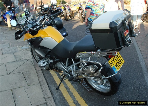 2016-08-16 Biker's Night on Poole Quay, Poole, Dorset August 2016.  (81)081