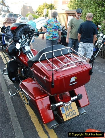 2016-08-16 Biker's Night on Poole Quay, Poole, Dorset August 2016.  (83)083