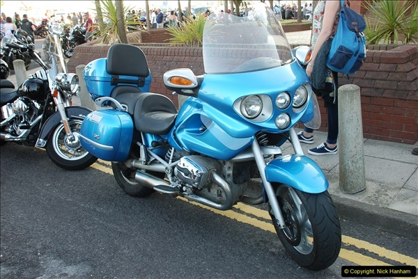 2016-08-16 Biker's Night on Poole Quay, Poole, Dorset August 2016.  (91)091