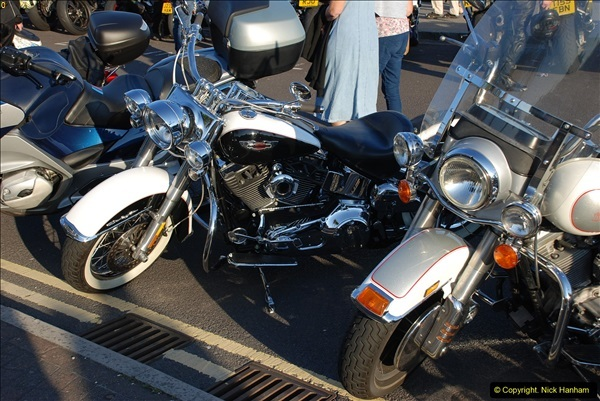 2016-08-16 Biker's Night on Poole Quay, Poole, Dorset August 2016.  (94)094