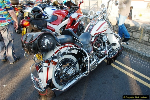 2016-08-16 Biker's Night on Poole Quay, Poole, Dorset August 2016.  (101)101