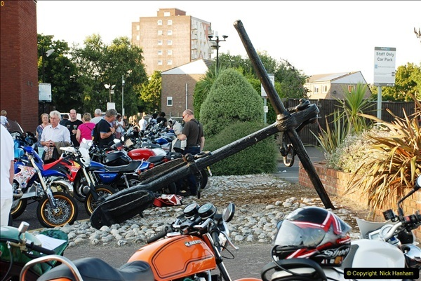 2016-08-16 Biker's Night on Poole Quay, Poole, Dorset August 2016.  (107)107