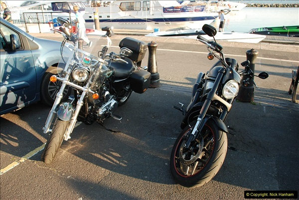 2016-08-16 Biker's Night on Poole Quay, Poole, Dorset August 2016.  (109)109