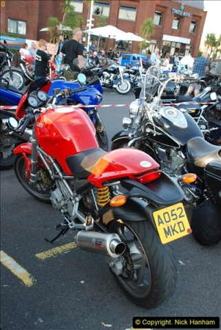 2016-08-16 Biker's Night on Poole Quay, Poole, Dorset August 2016.  (110)110