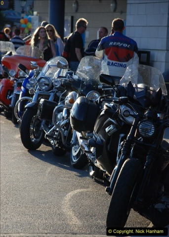 2016-08-16 Biker's Night on Poole Quay, Poole, Dorset August 2016.  (117)117