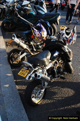 2016-08-16 Biker's Night on Poole Quay, Poole, Dorset August 2016.  (119)119