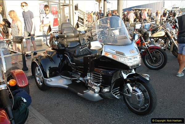 2016-08-16 Biker's Night on Poole Quay, Poole, Dorset August 2016.  (122)122