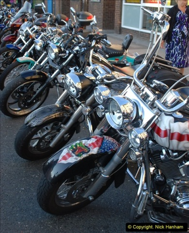 2016-08-16 Biker's Night on Poole Quay, Poole, Dorset August 2016.  (126)126