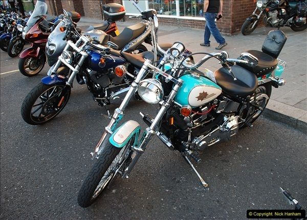 2016-08-16 Biker's Night on Poole Quay, Poole, Dorset August 2016.  (128)128