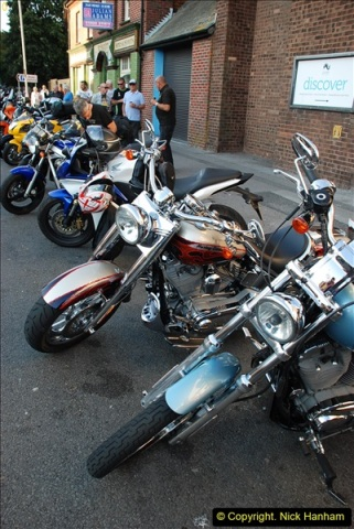 2016-08-16 Biker's Night on Poole Quay, Poole, Dorset August 2016.  (129)129