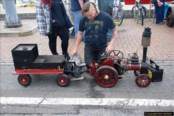 2017-05-13 Mini Steam on Poole Quay, Poole, Dorset.  (2)002