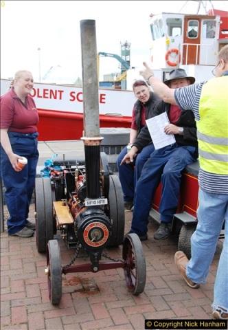 2017-05-13 Mini Steam on Poole Quay, Poole, Dorset.  (5)005