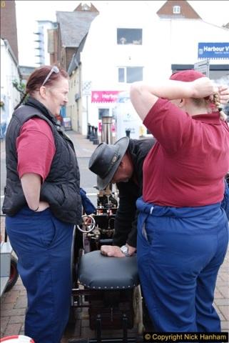 2017-05-13 Mini Steam on Poole Quay, Poole, Dorset.  (6)006