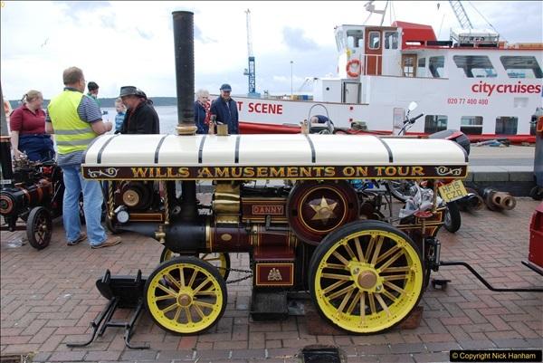 2017-05-13 Mini Steam on Poole Quay, Poole, Dorset.  (12)012