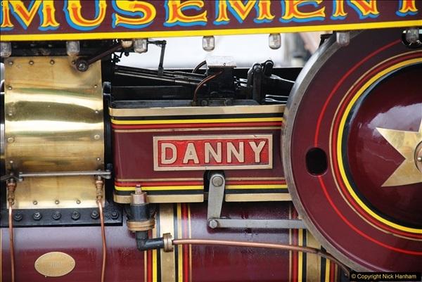 2017-05-13 Mini Steam on Poole Quay, Poole, Dorset.  (13)013