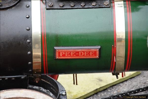 2017-05-13 Mini Steam on Poole Quay, Poole, Dorset.  (19)019