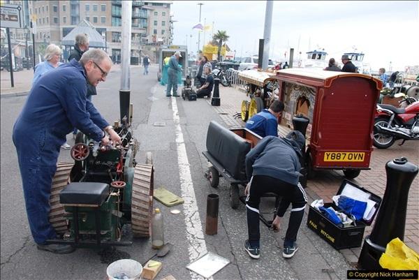 2017-05-13 Mini Steam on Poole Quay, Poole, Dorset.  (21)021
